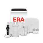 ERA HomeGuard Pro Wireless Smart Phone Alarm System - Kit 4